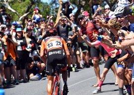 El australiano Richie Porte se lleva la quinta etapa y lidera el Tour Down Under