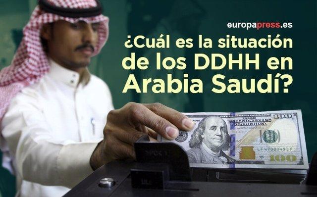 ¿Cuál Es La Situación De Los DDHH En Arabia Saudí?