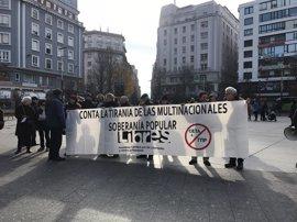 Cantabria por lo Público pide al Parlamento Europeo que no ratifique el CETA