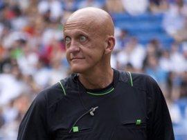 Collina sustituye a Villar al frente de la Comisión de Árbitros de la FIFA