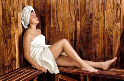 El sudor de la sauna ayuda a mantener el cerebro sano