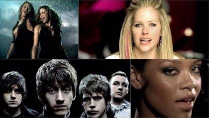 10 canciones que no creerás que ya tienen 10 años