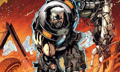 Deadpool 2: Así sería Pierce Brosnan como Cable