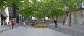 Barcelona renovará el tramo final de la calle Comerç, en el distrito de Ciutat Vella