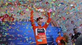 Richie Porte, campeón del Tour Down Under