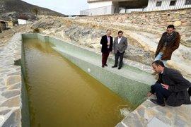 Diputación aporta 50.000 euros para restaurar el puente romano de La Malahá (Granada)