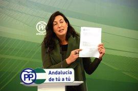Consejo de Transparencia da la razón a PP-A en su denuncia por no publicar el presupuesto