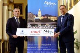 Málaga capital supera las previsiones de reuniones con profesionales en Fitur