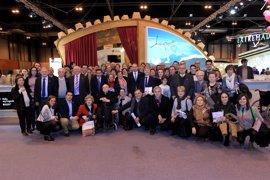Los recursos y productos de Quel y Alfaro, protagonistas en el último día de FITUR