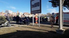 Cruz Roja atiende a un total de 27 personas durante la concentración motera de Motauros