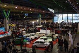 Cerca de 22.000 personas visitan la cuarta edición de Retro Málaga