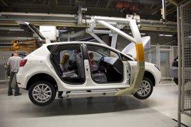 La planta de Seat en Barcelona sigue como el centro con más vehículos fabricados en España