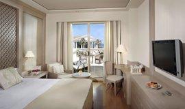 Las pernoctaciones hoteleras suben un 4,9% en diciembre en Extremadura, hasta las 142.000