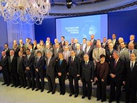 Federica Mogherini pide cooperación en el Mediterráneo para abordar la seguridad y el paro