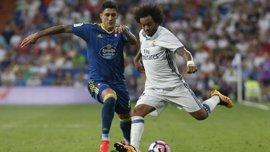Marcelo sufre una lesión en el bíceps femoral y Modric una sobrecarga en el aductor largo