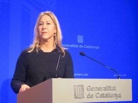 """El Govern lamenta la reacción """"histérica"""" del Estado ante la conferencia en Bruselas"""