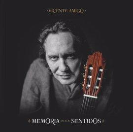 Vicente Amigo vuelve al flamenco puro con la publicación de 'Memoria de los sentidos'