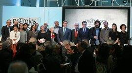Premios Cultura Galega 2016: Numax, Queizán, Sarabela Teatro y Museo de Pontevedra