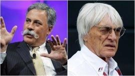 Liberty Media completa la compra de la Fórmula 1 y releva a Ecclestone por Chase Carey