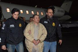 El Gobierno de Trump agradece a México la extradición del 'Chapo' Guzmán a EEUU