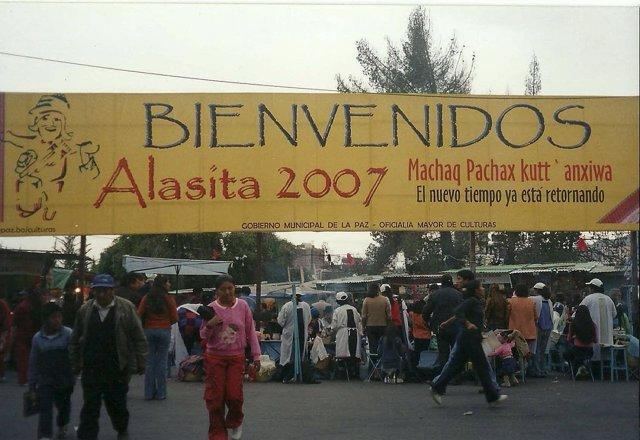 Feria de Alasita