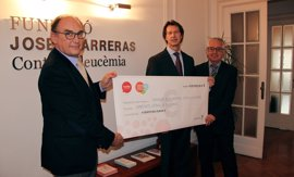 Empresas.- Janssen dona 20.000 euros al proyecto de pisos de acogida de la Fundación Josep Carreras contra la Leucemia