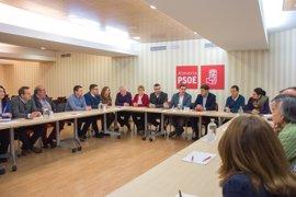 Socialistas de Almería y Granada se unen para reclamar la red eléctrica entre Baza y Vera