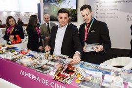 Más de 60.000 personas se interesan por la oferta turística de 'Costa de Almería' en Fitur