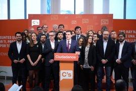 El núcleo duro de la Ejecutiva de Rivera, copado por miembros procedentes de Cataluña