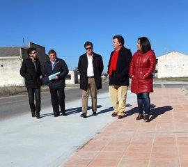 Diputación de Segovia y Ayuntamiento de Cuéllar invertirán 60.000 euros en arreglar antes de Las Edades la calle Judería