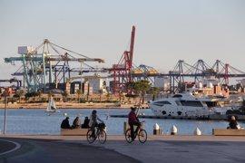 Valenciaport cierra 2016 con 4,72 millones de TEU canalizados, su mejor registro histórico