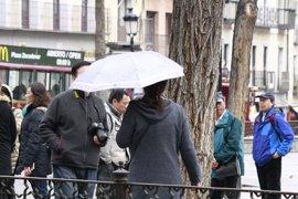 El temporal se va, pero este miércoles llega un frente del oeste que dejará lluvias en toda España