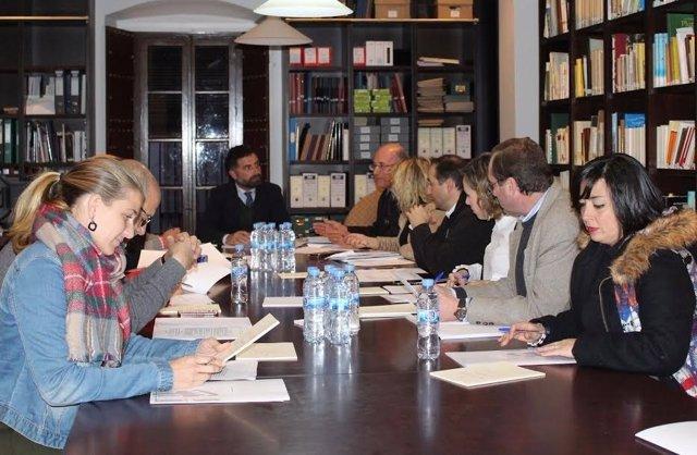 Comisión de la Fundación Zenobia-Juan Ramón Jiménez.