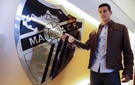 Luis Hernández deja el Leicester y ficha por el Málaga hasta 2020