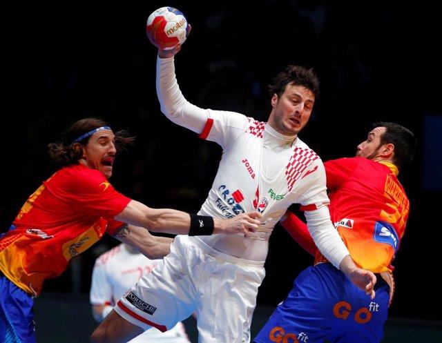 España se despide del Mundial tras perder con Croacia (29-30) en ...