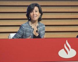 Santander gana 6.204 millones en 2016, un 4% más, el mejor resultado desde 2010