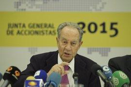Aplazada al 16 de febrero la declaración de Villar Mir por el caso Son Espases