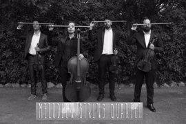 El grupo 'Melodien String Quartet' ofrece un concierto didáctico en Badajoz