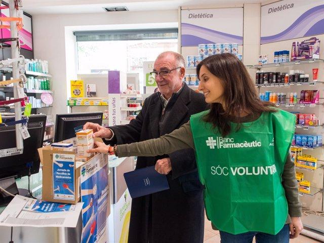 La Ong Banco Farmacéutico Necesita 1.600 Voluntarios Para La 10ª Campaña De Medi