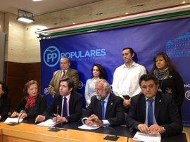 Pueblos del PP lamentan recibir menos del 20% de los talleres de empleo de la Junta