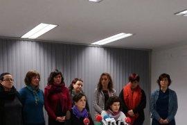 Expresas de ETA que han sido madres en prisión exigen la puesta en libertad de Sara Majarenas