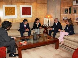 La ministra de Sanidad visitará en febrero La Rioja en el décimo aniversario del Hospital San Pedro