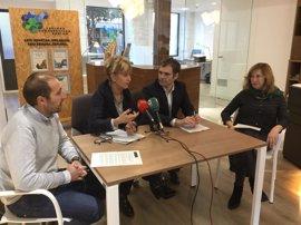 La comarca Urola Erdia promociona su oferta turística desde este viernes en la oficina San Sebastián Región