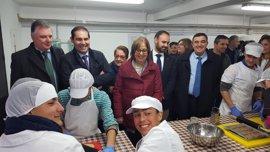 Casi 150 alumnos cursan Formación Profesional Dual en Huelva con 56 empresas implicadas