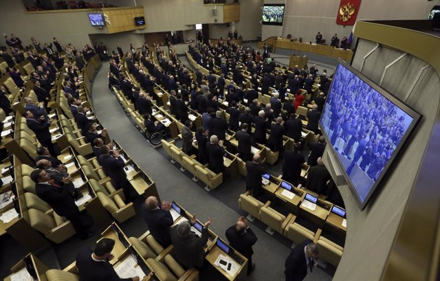 Duma Rusa (Cámara Baja)