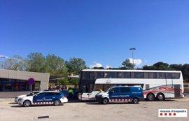 DGT denuncia a 776 vehículos de transporte escolar entre el 16 y 20 de enero, ninguno por positivo del conductor