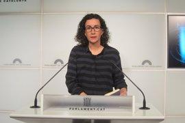 """Marta Rovira (JxSí): la ley de transitoriedad será """"la declaración de independencia"""""""