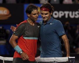 """Nadal: """"Es genial que Roger esté ahí de nuevo"""""""