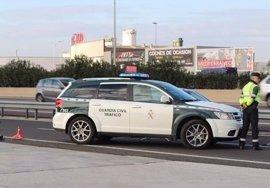 La Guardia Civil instruye en 2016 unos 2.000 atestados a conductores ebrios de la Comunitat