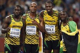 Bolt pierde un oro olímpico por el positivo de Carter